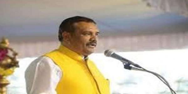 गुरदासपुर में हार देख गंदी राजनीति पर उतरी कांग्रेस, बौखलाहट आई सामने : सांपला