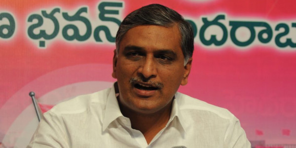 TRS forced Congress to accord Telangana: Harish