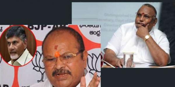 AP BJP chief Kanna has no right to criticise Chandrababu: TDP MP Rayapati