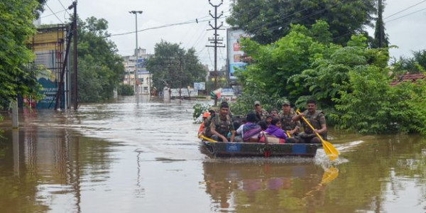 Maharashtra Floods: Complacent Govt Should've Called Army Earlier, Says Leader Of Opposition Vijay Wadettiwar