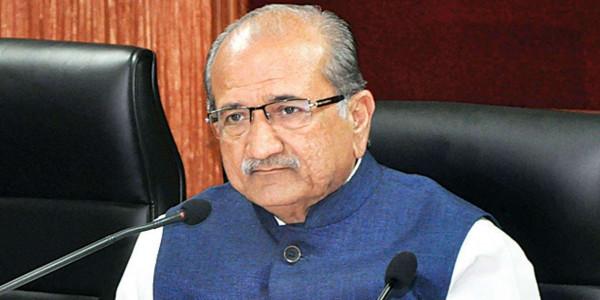 Gujarat Education Minister Bhupendrasinh Chudasama: Didn't influence poll machinery to win