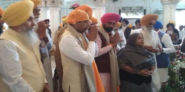 सुल्तानपुर लोधी में देश-विदेश से पहुंच रही संगत, हरियाणा व हिमाचल के CM भी पहुंचे