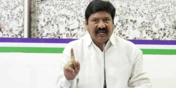 YSRCP counters over Chandrababu Naidu airport incident