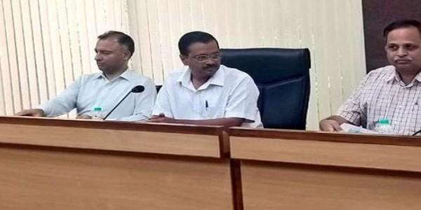 बारिश के दिनों में होने वाली बीमारियों से दिल्ली सरकार सर्तक, केजरीवाल ने की समीक्षा बैठक