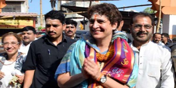 आखिर मन का कर गईं प्रियंका वाड्रा, चुनाव में हार के बाद कांग्रेसियों में फूंकी नई जान