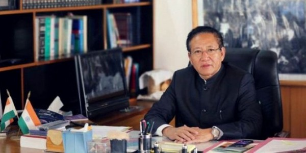 TR Zeliang miffed at delay in Naga peace talk agreement