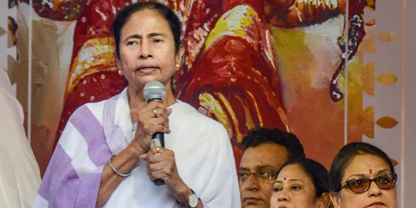 "BJP: Mamata's Durga Puja Carnival is ""Mockery Of Democracy"""