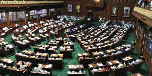 Karnataka government to face confidence motion on July 18