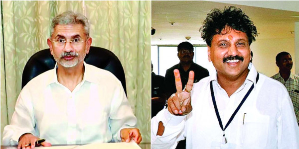 Gujarat: 7 poll petitions filed against S Jaishankar, Jugalji Thakor's win