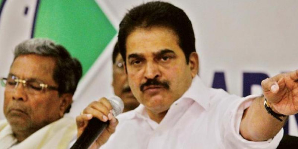 Anti Siddaramaiah Camp Misses Meeting KC Venugopal