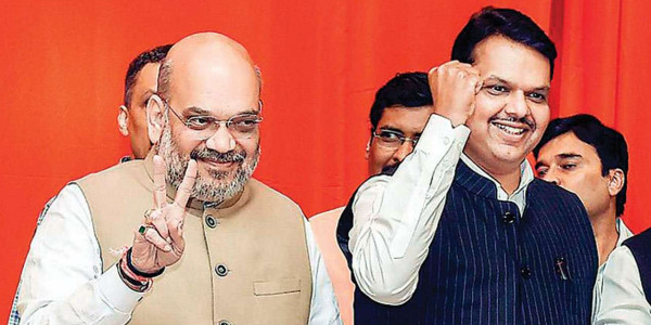 CM Devendra Fadnavis, Amit Shah to discuss Maharashtra's political scene