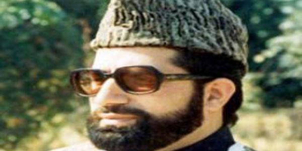 मीरवायज उमर फारूक के बाप की हत्या के पीछे पाकिस्तान का हाथ : पीओके नेता
