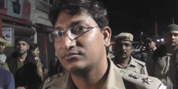Tripura police officers face the heat for failing to arrest former minister Badal Choudhury