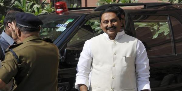 Kiran Kumar Reddy returns to Congress, will meet Rahul Gandhi