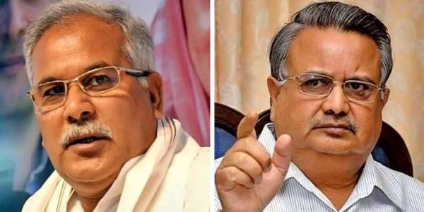 पूर्व CM रमन सिंह ने कहा-भूपेश सरकार ने किसानों को धोखा दिया, प्रदेश में कानून व्यवस्था ठप