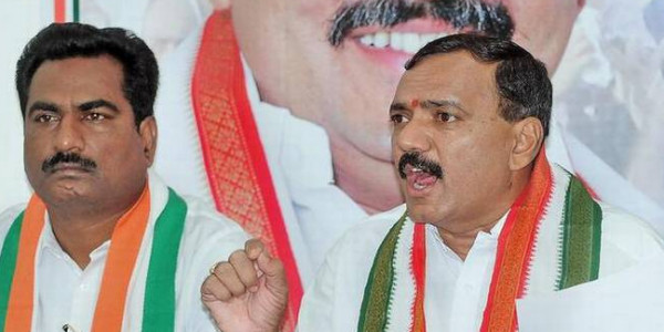 Congress accuses KCR of neglecting farmers