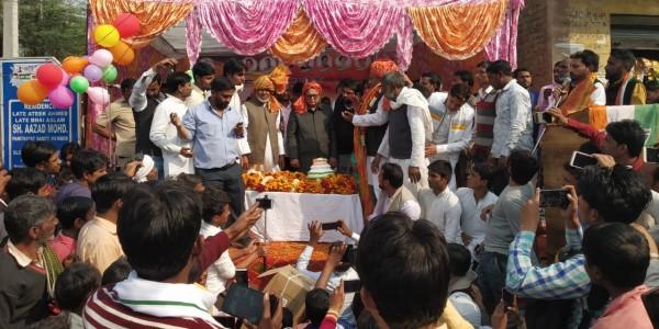 आगामी चुनाव में बीजेपी होगी सत्ता से बेदखल - अमन अहमद