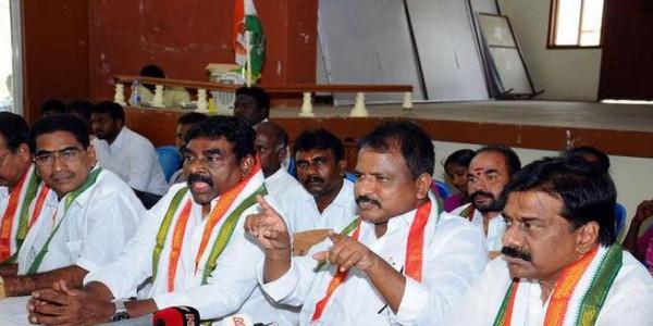 'Patronising Congress again a historic necessity'