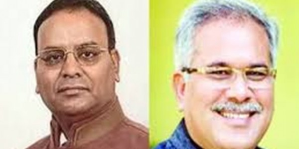 CM भूपेश को गंगा में नहाने का चंद्राकर ने दिया न्योता