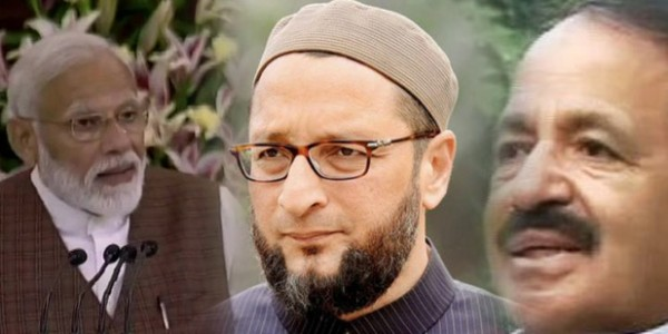 'योगी अली को भी मानना शुरू करें', पीएम मोदी के बयान पर ओवैसी का पलटवार