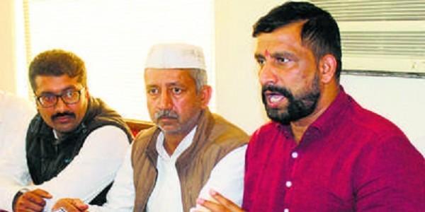 गठबंधन के लिए सीटों का मुद्दा छोड़ने को तैयारः जयहिंद