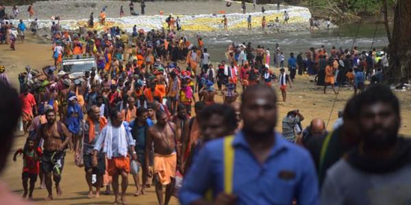 Sabarimala row: Police on high alert, 1500 cops, commando team deployed ahead of temple opening on November 5