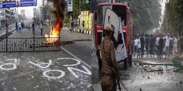 DMK Takes to Streets in Chennai; Curfew Relaxed in Guwahati & Dibrugarh