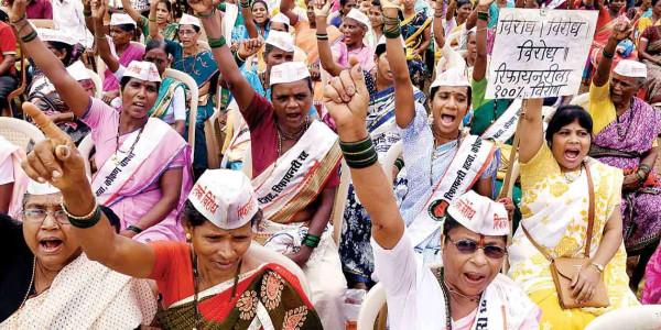 Cancel order for Nanar acquisition: Shiv Sena to CM Devendra Fadnavis