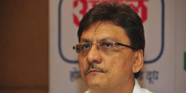 पूर्व गृहमंत्री विपुल चाैधरी के सहकारी चुनाव लड़ने पर रोक