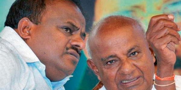 Deve Gowda appoints grandson Prajwal Revanna as general secretary of state JD(S)