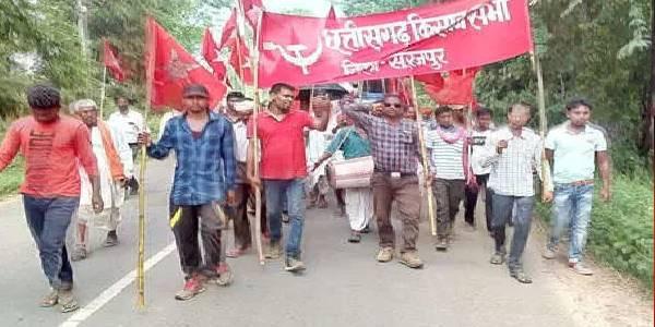 केन्द्र सरकार के खिलाफ हल्ला बोलेंगे छत्तीसगढ़ के किसान, राज्य सरकार को भी बनाएंगे निशाना