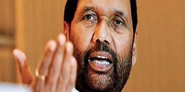 आर्थिक आरक्षण से 10 फीसद बढ़ेगा NDA का वोट शेयर: रामविलास पासवान