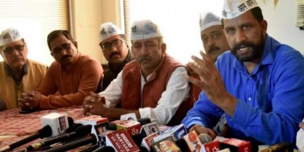 लोकसभा चुनाव 2019: 'आप' के नवीन जयहिंद बोले- टिकट के लिए कोई भी कर सकता है आवेदन