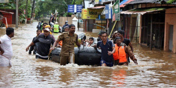 'Floods in Kerala grave… political lobbying prevented implementation of Gadgil report'
