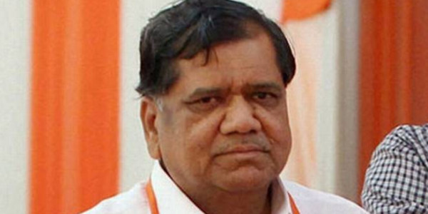 From CM to minister isn't a setback, says Jagadish Shettar