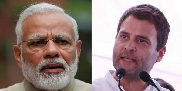 लोकसभा में PM मोदी के तीखे हमले पर अब राहुल ने दिया ये जवाब