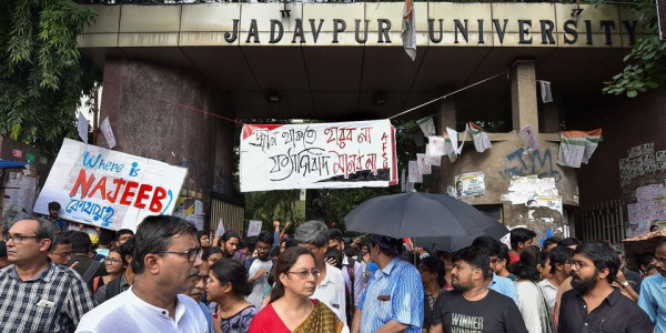 Will protect Jadavpur University Reputation, Governor Promises Alumni