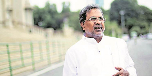 Siddaramaiah inducts three new ministers, including Dalit
