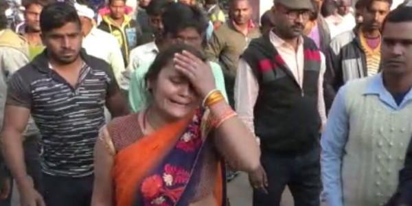 उत्तर प्रदेश: भाजपा विधायक पर लगा सपा नेता की हत्या का आरोप