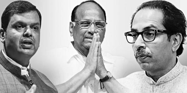 पवार ने मध्यावधि चुनाव को किया खारिज, BJP का दावा- हमारे पास 119 विधायक, जल्द बनाएंगे सरकार