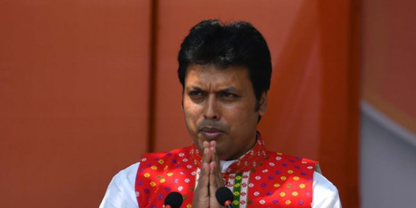 Tripura: Ruling BJP sweeps panchayat by-elections, wins 113 of 130 seats