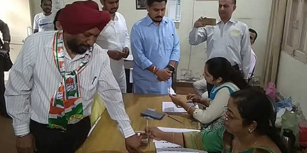 Phagwara Cong nominee violates code, gets notice