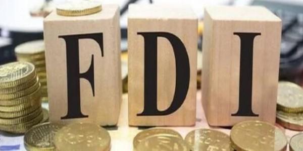 देश में एफडीआई निवेश 7 फीसदी गिरा, अप्रैल-दिसंबर में आए 33.49 अरब डॉलर