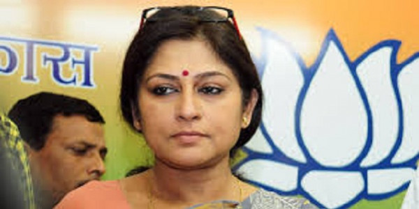 Muslims living here since childhood need not worry about NRC: Roopa Ganguly