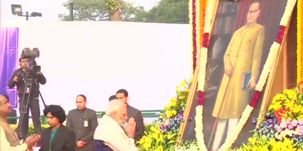 PM Modi Pays Tribute to Dr. Ambedkar on his Death Anniversary
