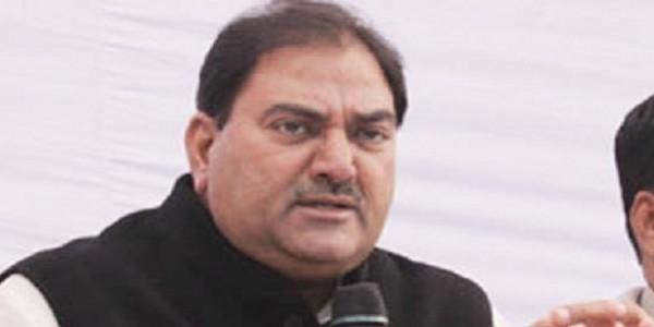 नेता प्रतिपक्ष ने राज्यसभा चुनाव में षडयंत्र का लगाया आरोप, निर्वाचन आयोग को लिखा पत्र
