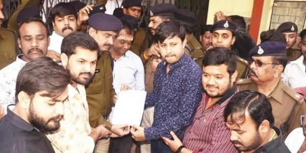 राहुल गांधी के खिलाफ इंदौर के थाने में भाजपा विधायक ने की देशद्रोह की शिकायत