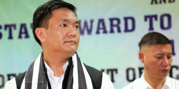Former Arunachal Pradesh CM booked on charges of corruption, cheating