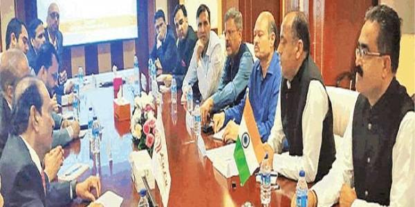 पर्यटन, रियल इस्टेट में निवेश करेगा यूएई, सीएम जयराम ने हिमाचल में निवेश के लिए किया आमंत्रित