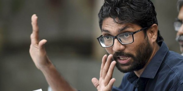 After protests, college cancels event that had Jignesh Mevani as chief guest